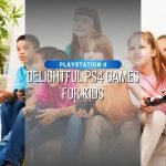 PS4 Games for Kids