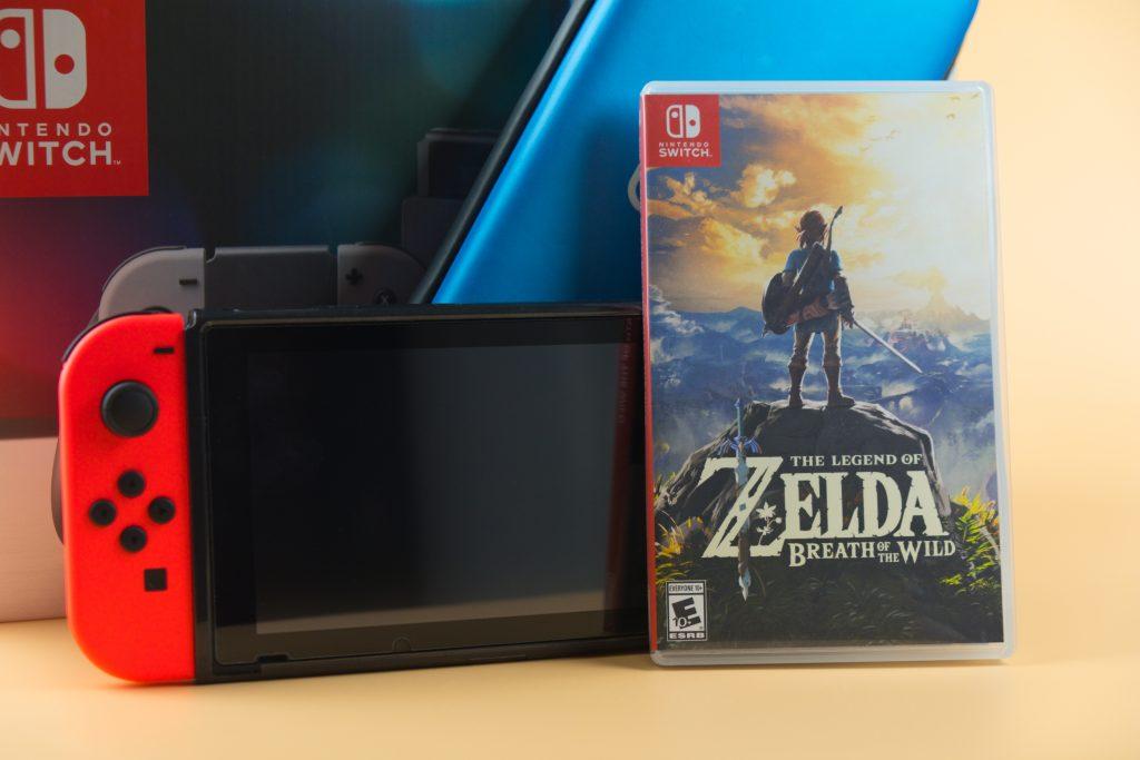 Nintendo Switch - Breath of the wild