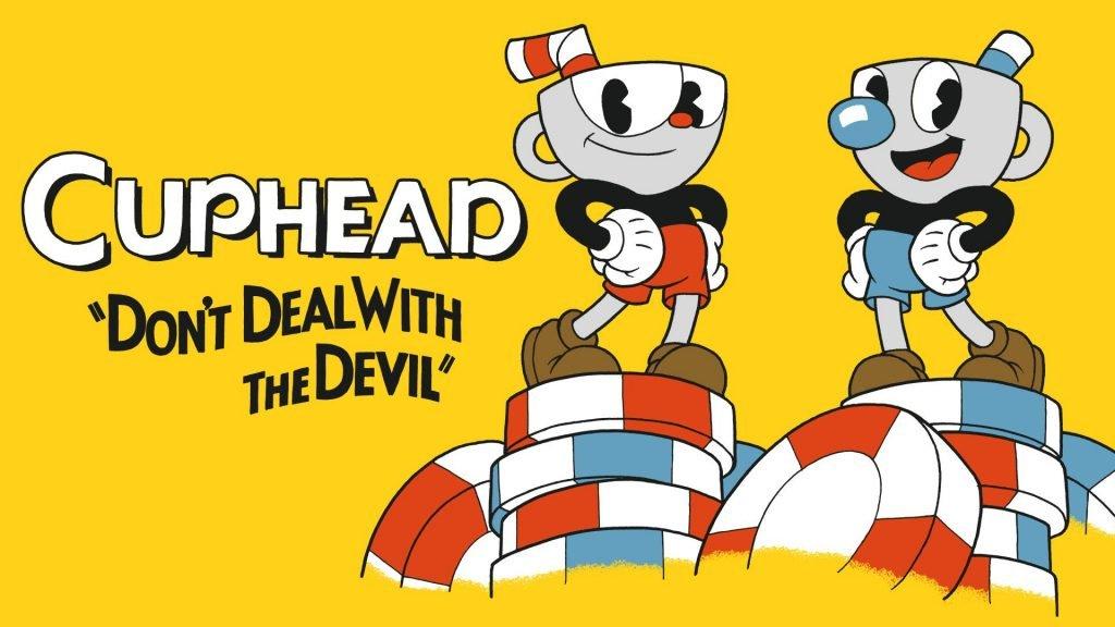 Nintendo Switch Cuphead