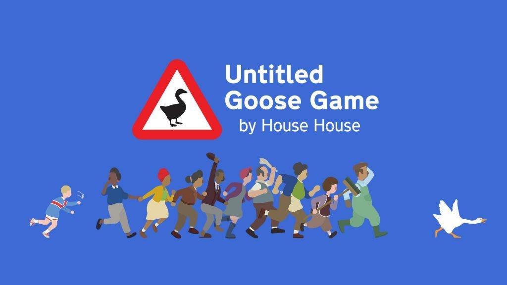 Nintendo Switch - Untitled Goose Game