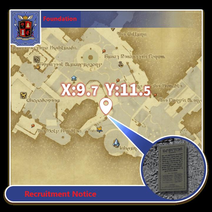 FFXIV - Firmament zone