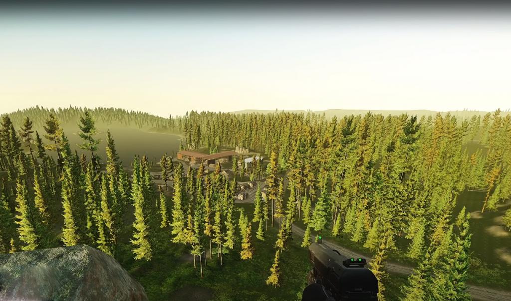 eft woods map