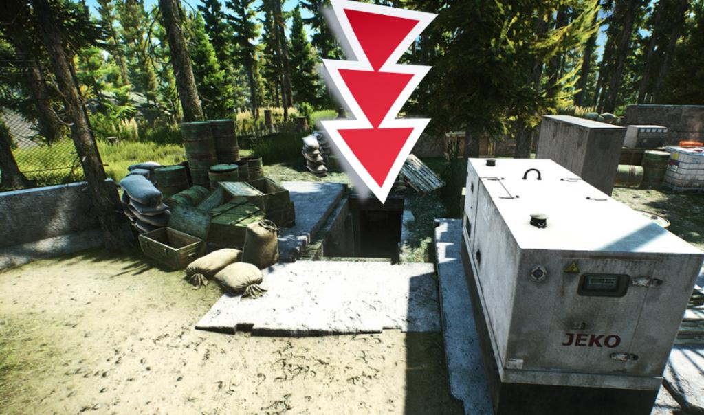 Scav Bunker