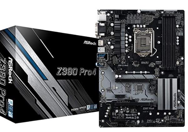ASRock Motherboard (Z390 PRO4)