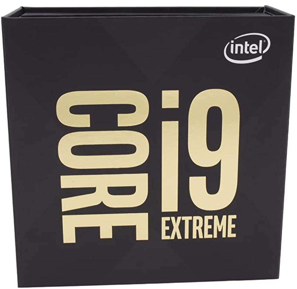 shroud processor - Intel I9-9980XE processor