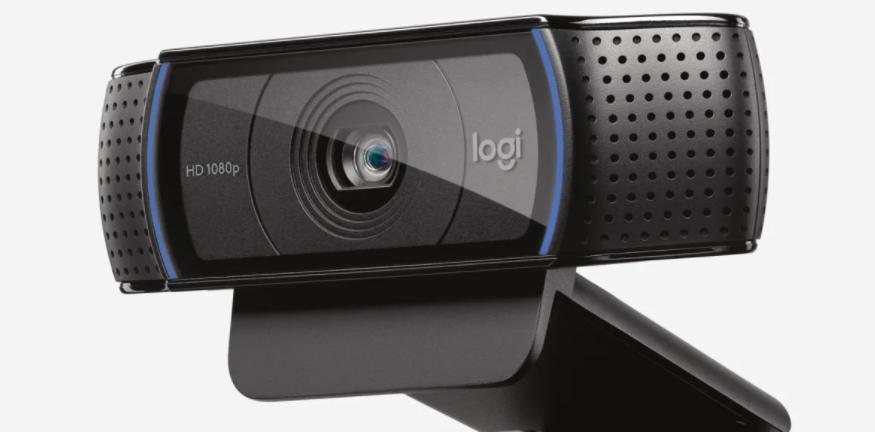 Shroud webcam - Logitech c920 HD pro